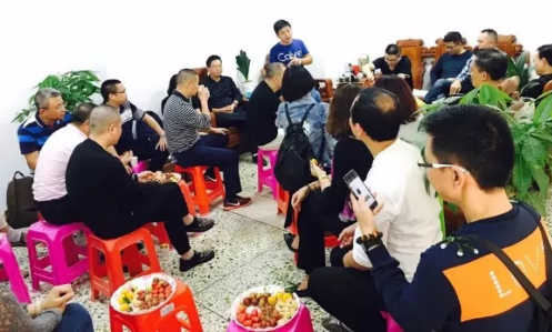 清华总裁班同学分享